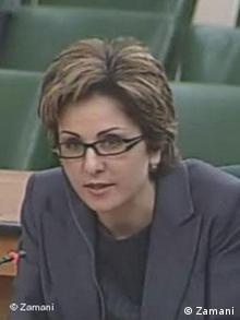 فاخته زمانی، دبیر انجمن دفاع از زندانیان سیاسی آذربایجان ایران