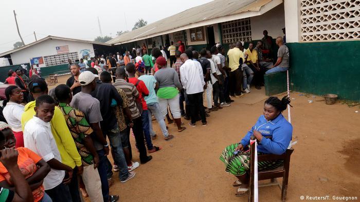 Liberia Wahlen 2017