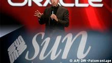 Oracle übernimmt Sun Microsystems
