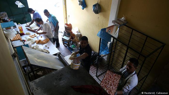 El Salvador Gangs - Leben nach dem Gefängnis (Reuters/J. Cabeazas)