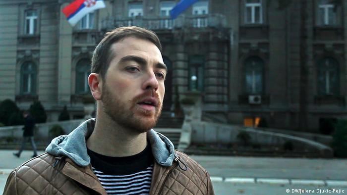 Miloš Bošković, Ingenieur, Nis, Serbien