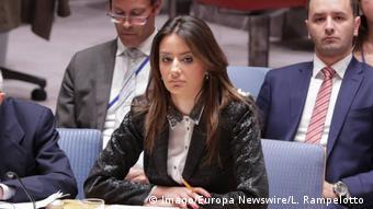 Ministrul sârb al justiţiei, Nela Kuburovic