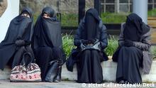 Deutschland Salafismus Frauen