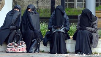 Almanya bağlantılı Selefilerin yüzde 12'si kadın.