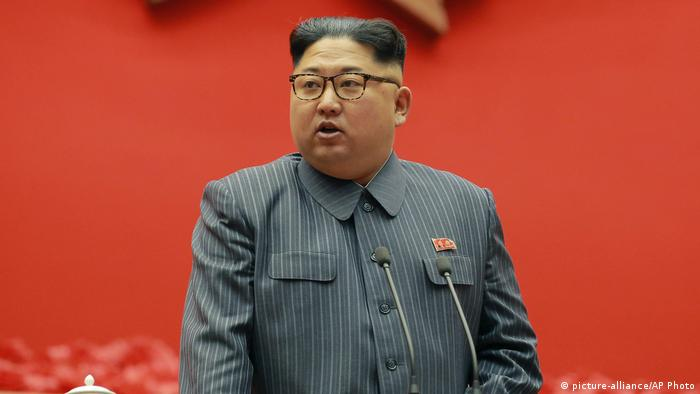 Kim Jong Un (picture-alliance/AP Photo)