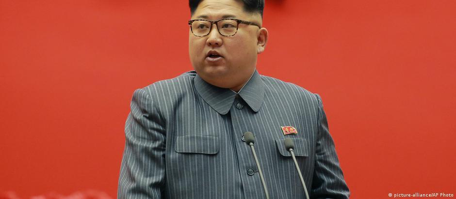 """Kim agradeceu Seul por seus """"esforços sinceros"""""""