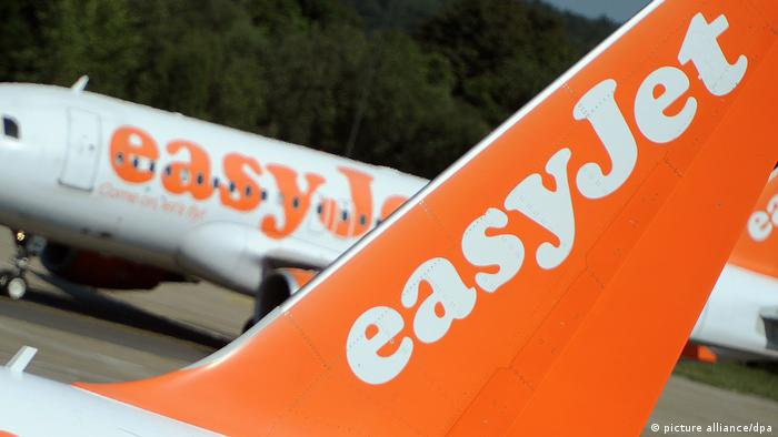 Easyjet (picture alliance/dpa)