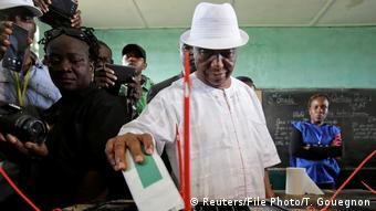 Liberia Wahlen Joseph Nyuma Boakai