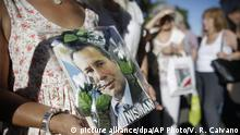 Argentinien Mord von argentinischem Staatsanwalt Nisman