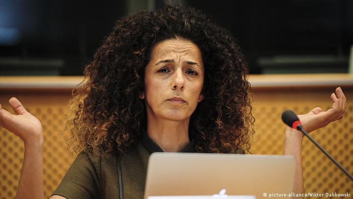 Masih Alinejad, iranische Journalistin