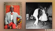 Afrikanische Kunst - Paris-Marrakech Teil 2 - Omar Victor DIOP und Malick Sidibe
