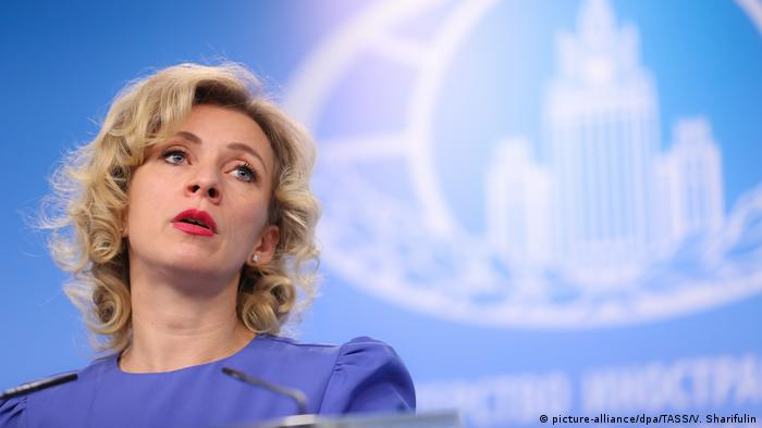 Russia's Foreign Ministry spokeswoman Maria Zakharova accused the US of direct interference in the 2018 presidential election