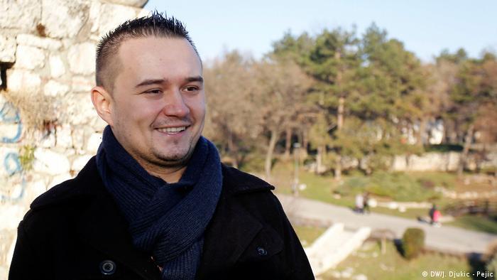 Serbien Marko Rancic