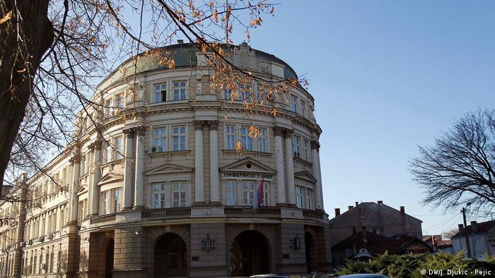 Serbien Universität Nis