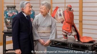 Japans Kaiser - Akihito (Reuters/Imperial Household Agency of Japan)
