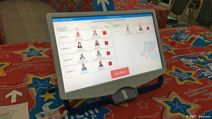 RD-Congo- Machines à voter : La Corée du Sud inflige un désaveu cinglant à Kabila