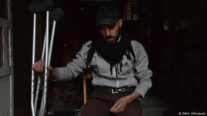 Al'aa Homsi's mother died before she could be evacuated from Eastern Ghouta
