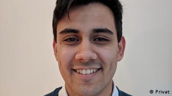 Пабло Шах - один із авторів макроекономічного дослідження WELT2018