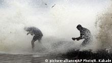 Indien Zyklon Ockhi