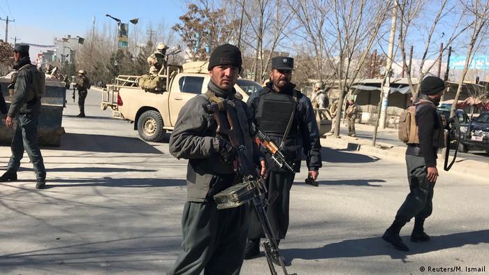 Afghanistan Anschlag in Kabul auf Afghan Voice
