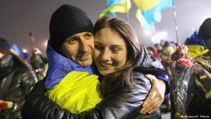 Ukraine Austausch von Kriegsgefangenen | Kiew