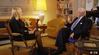 Christian Schwarz-Schilling u intervjuu za DW