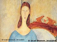 Retrato de Jeanne Hébuterne  (1918)