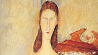 Amedeo Modigliani Porträt Jeanne Hébuterne