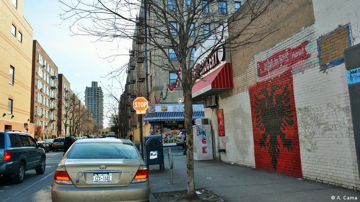 USA New York Little Albania in der Bronx (A. Cama)
