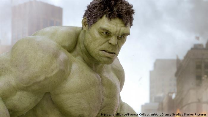 The Avengers - Mark Ruffalo also The Hulk (image alliance / Everett Collection / Walt Disney Studios Motion Pictures)