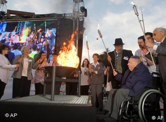 برگزاری مراسم یادبود هولوکاست، همزمان با برپایی کنفرانس ضد نژادپرستی در ژنو