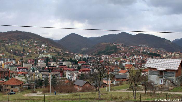 A Sarajevo suburb