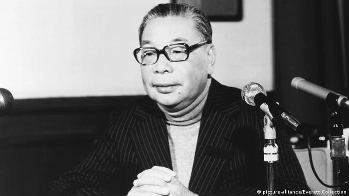 Chiang Ching-Kuo, Ex-Präsident Taiwan (picture-alliance/Everett Collection)