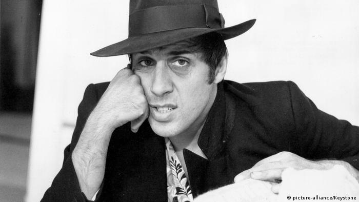 Adriano Celentano 1973 (picture-alliance/Keystone)