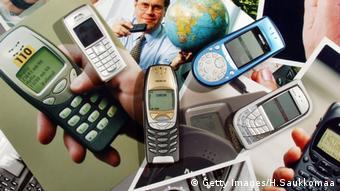 Modelos antigüos de la marca Nokia
