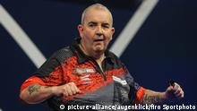 Darts-WM Phil Taylor
