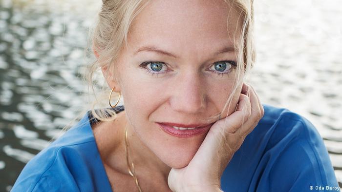 Maja Lunde Autorin (Oda Berby)