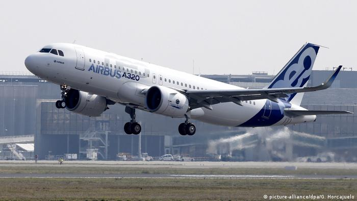 Airbus A320neo (picture-alliance/dpa/G. Horcajuelo)