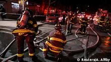 New York Bronx Feuer
