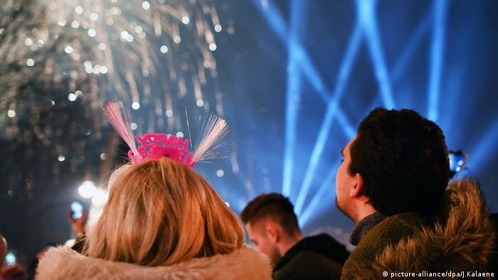 Silvester 2016/17 - Berlin (picture-alliance/dpa/J.Kalaene)