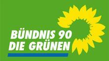 Parteilogo Bündnis 90/Die Grünen