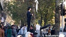 Iran KW52 Protest