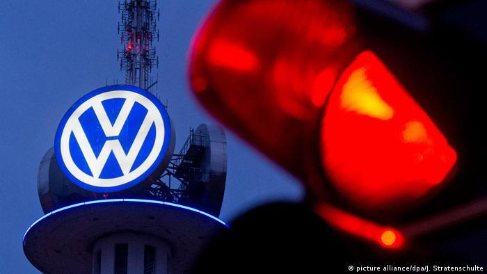 Deutschland Symbolbild VW-Abgasskandal