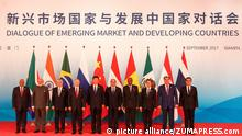 BRICS Gipfel in Xiamen China 2017