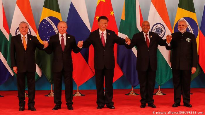 Poslednji sastanak lidera zemalja BRIKS-a održan je prošle godine u Kini