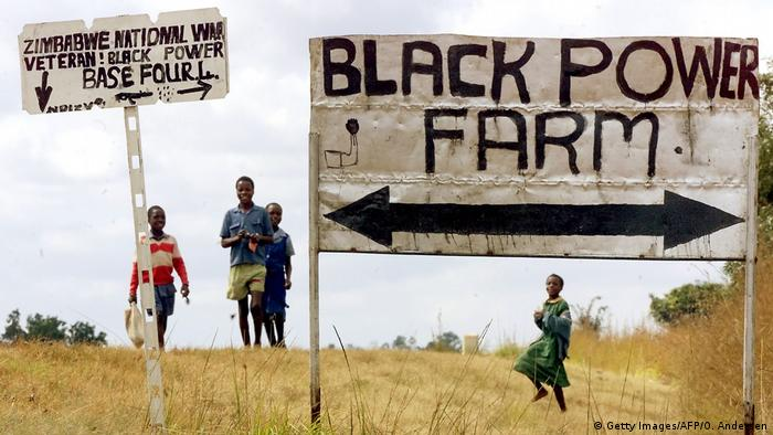 Zimbabwe Black Power Farm (Getty Images/AFP/O. Andersen)