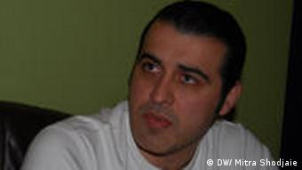 Ahmad Batebi Iranischer Journalist