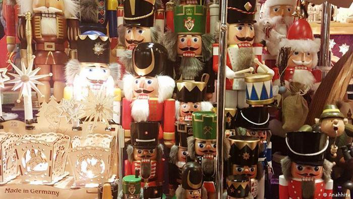 بازارچه کریسمس شهر درسدن
