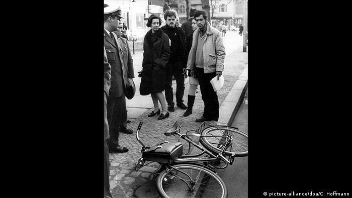 Rudi Dutschke bei Attentat schwer verletzt