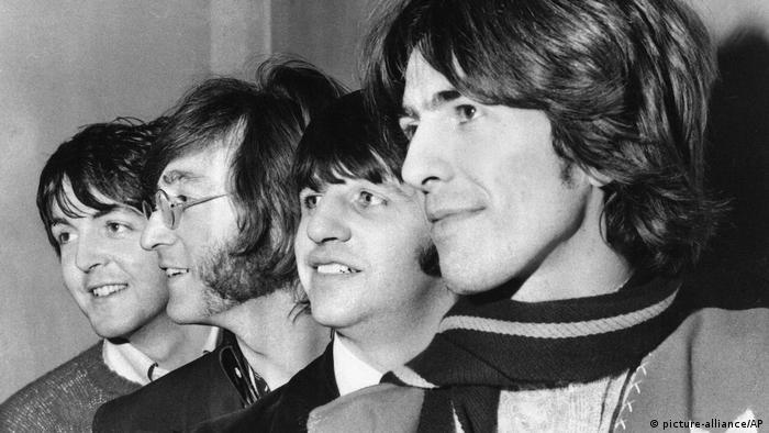 Beatles (picture-alliance/AP)
